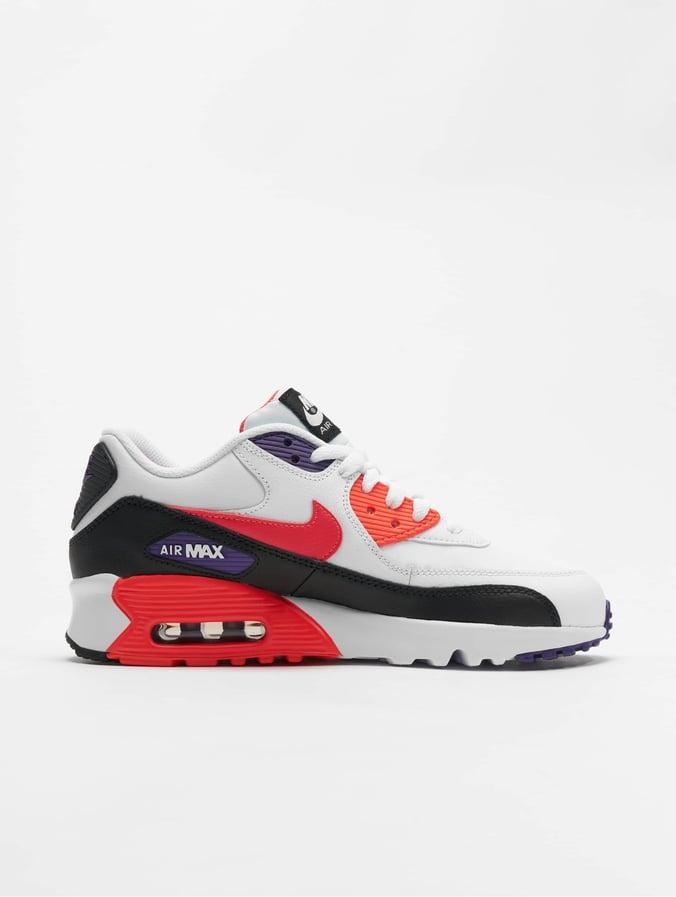 Nike DamenKinder Sneaker Air Max 90 LTR Dark GreyVolt Black