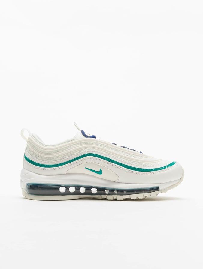 Nike Air Max 97 Sneakers Summit WhiteNeptune Green