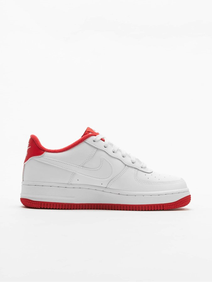 Nike Air Force 1 Youth GS schoenen rood