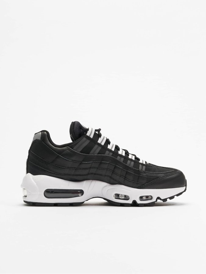 Nike Air Max 95 Sneakers Black/Reflect Silvernd/Black/White
