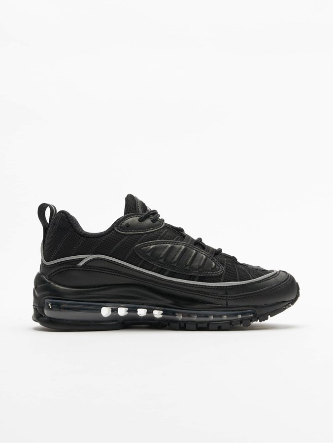 Nike Air Max 98 Sneakers BlackBlackOff Noir