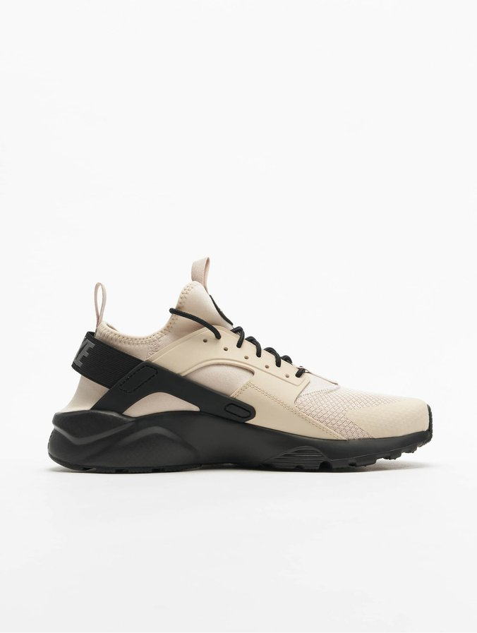 Nike Air Huarache Run Ultra Sneakers Desert SandBlackDark Grey