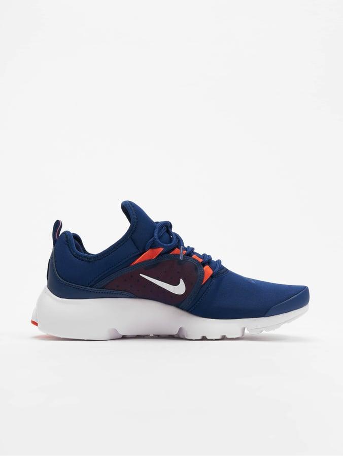 Nike Presto Fly World Sneakers Blue VoidWhiteTeam Orange