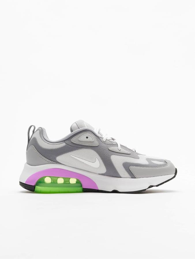 Dame Nike Air Max Thea Pink Grå Grøn Sko