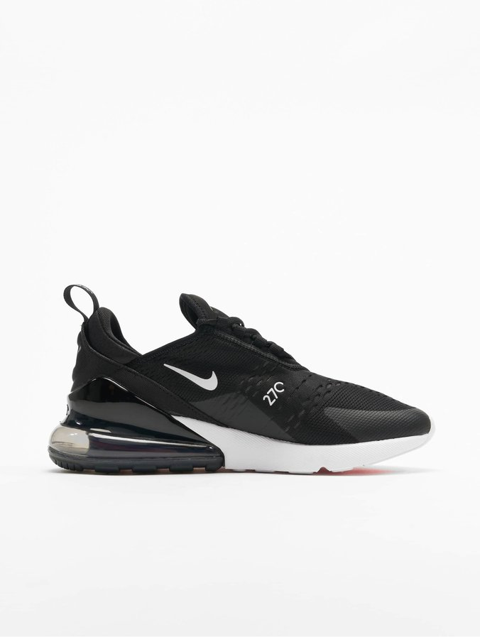 Nike Air Max 270 Sneakers BlackAnthraciteWhiteSolar Red