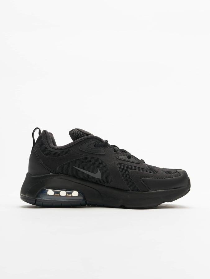 Nike Air Max 200 (GS) Sneakers BlackAnthracite