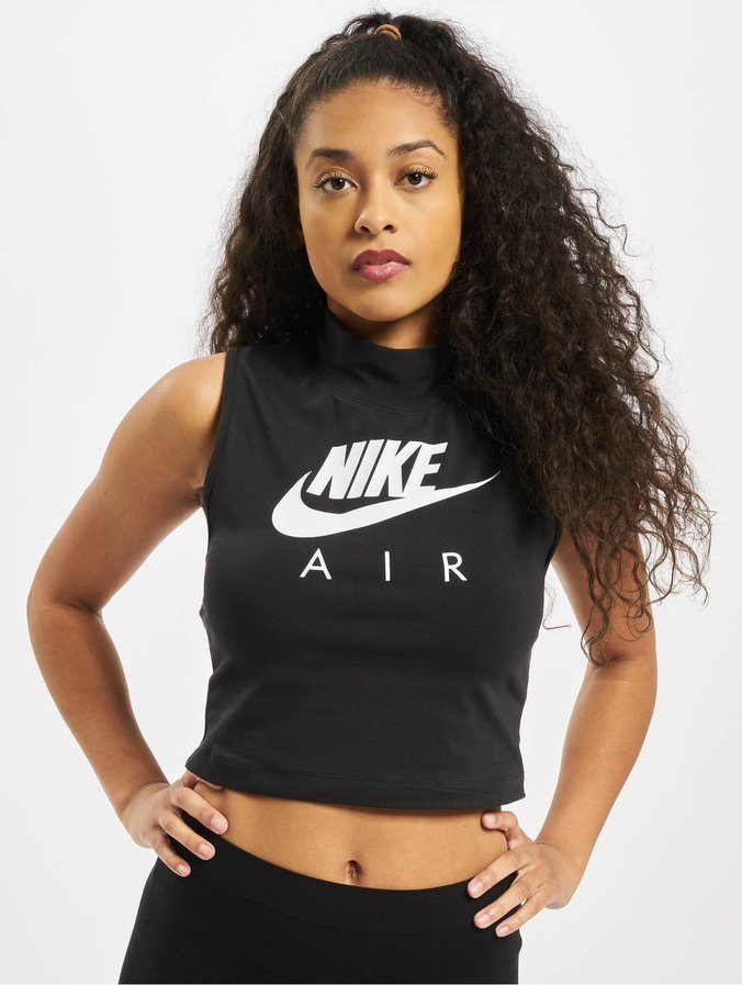 Nike Air Mock Tank Top BlackWhite