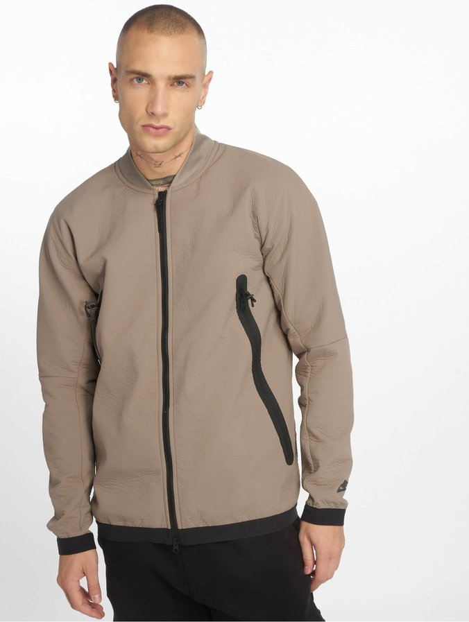 Nike Sportswear Tech Pack Jacket Light TaupeNewsprintBlack