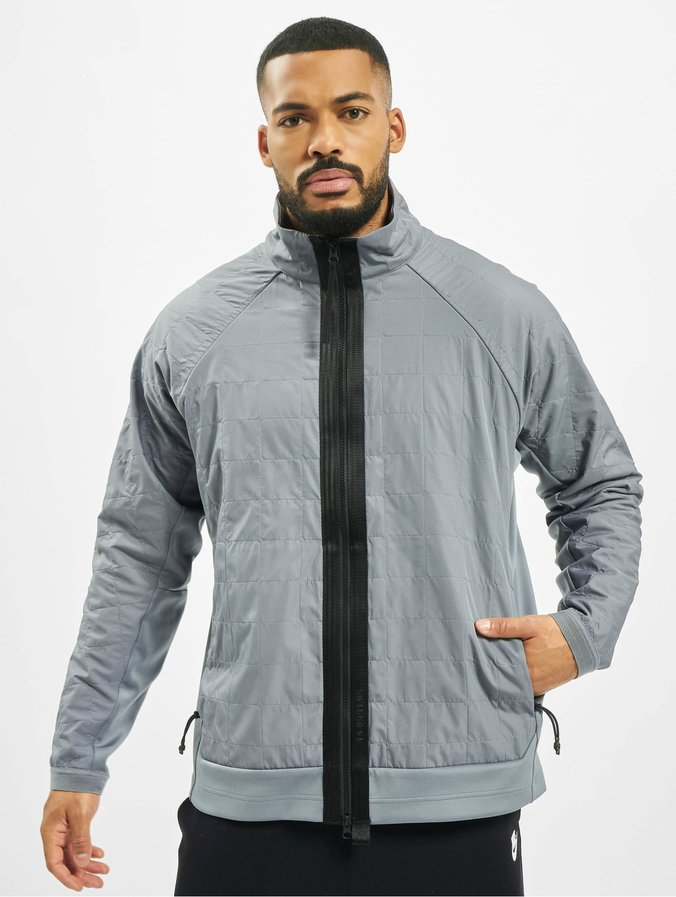 Nike Tech Pack Quilted Jacket Cool GreyBlack