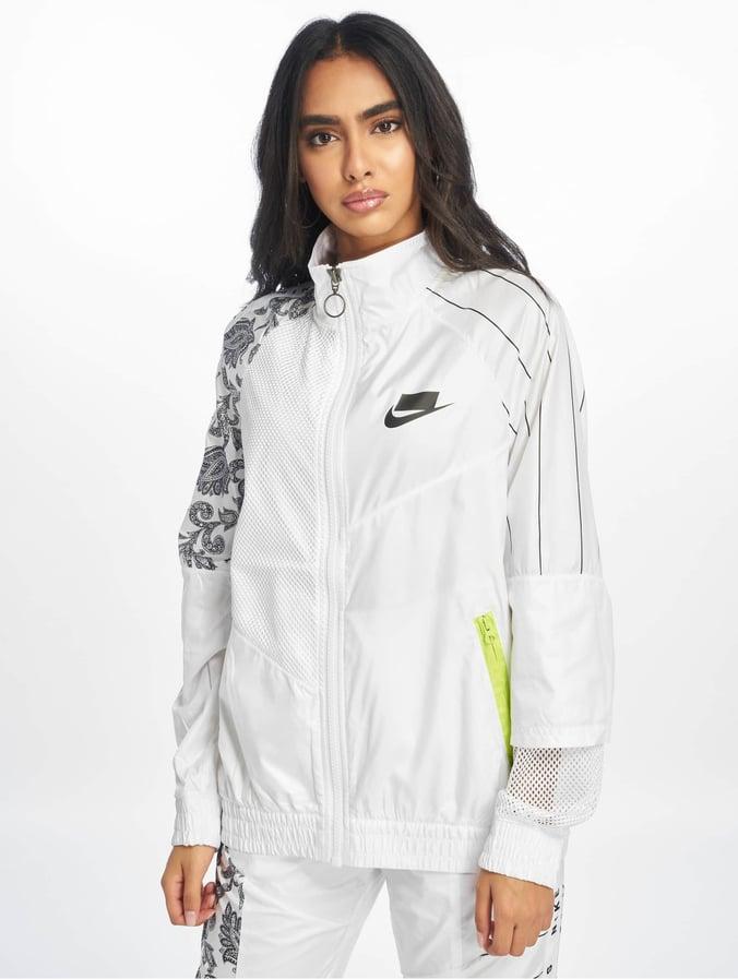 Woven WhiteBlack Nike Nike Jacket Woven Jacket 0O8Pnwk