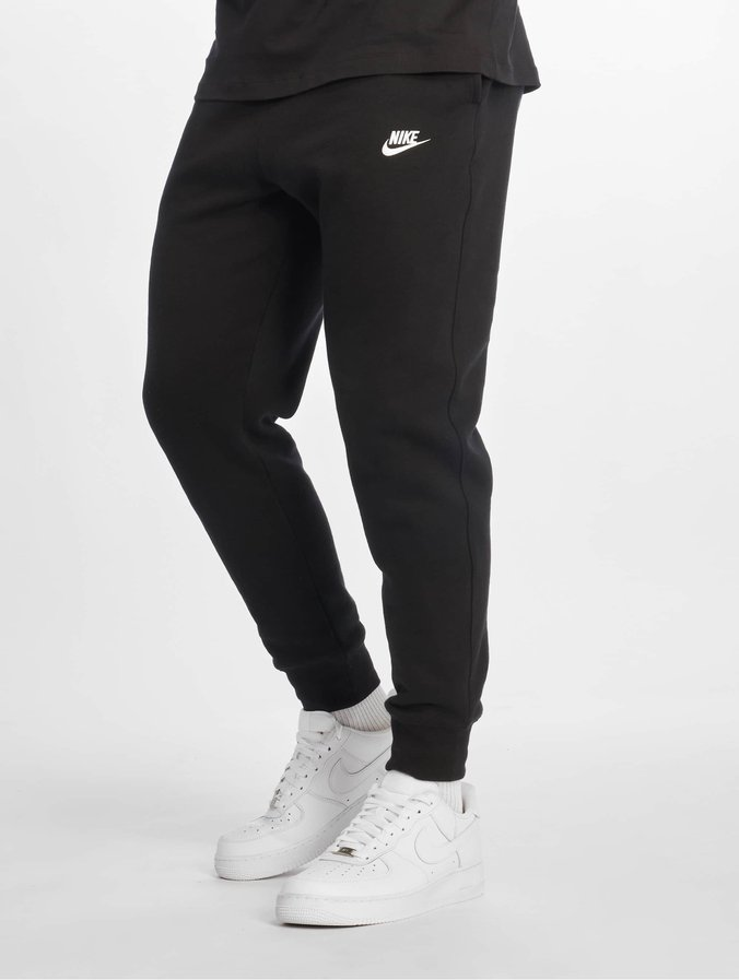 Nike Club Jogger BB Pants BlackBlackWhite