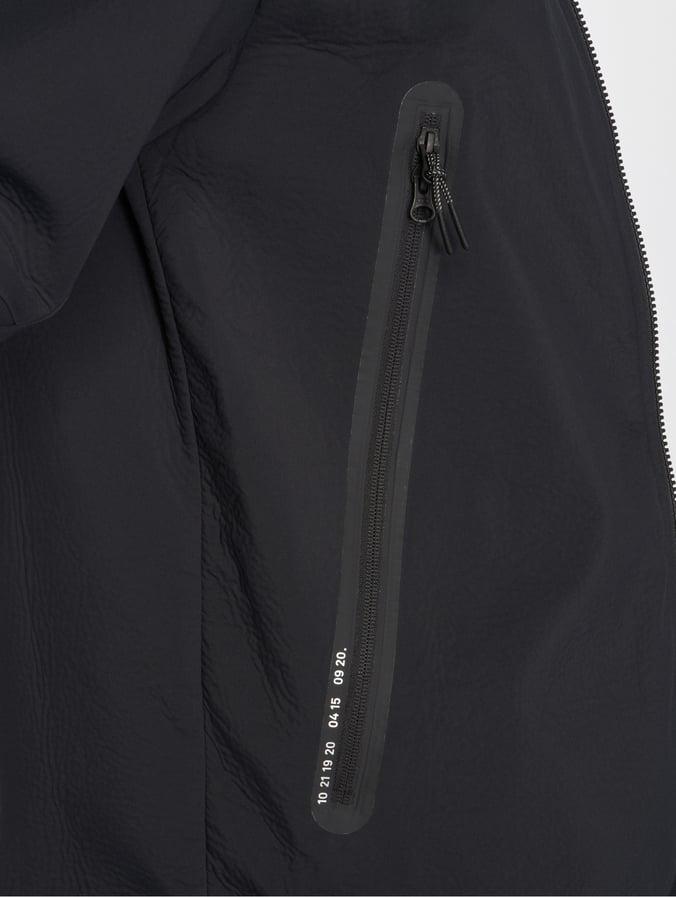 various colors cost charm timeless design Nike Sportswear Tech Pack Jacket Black/Black/Black
