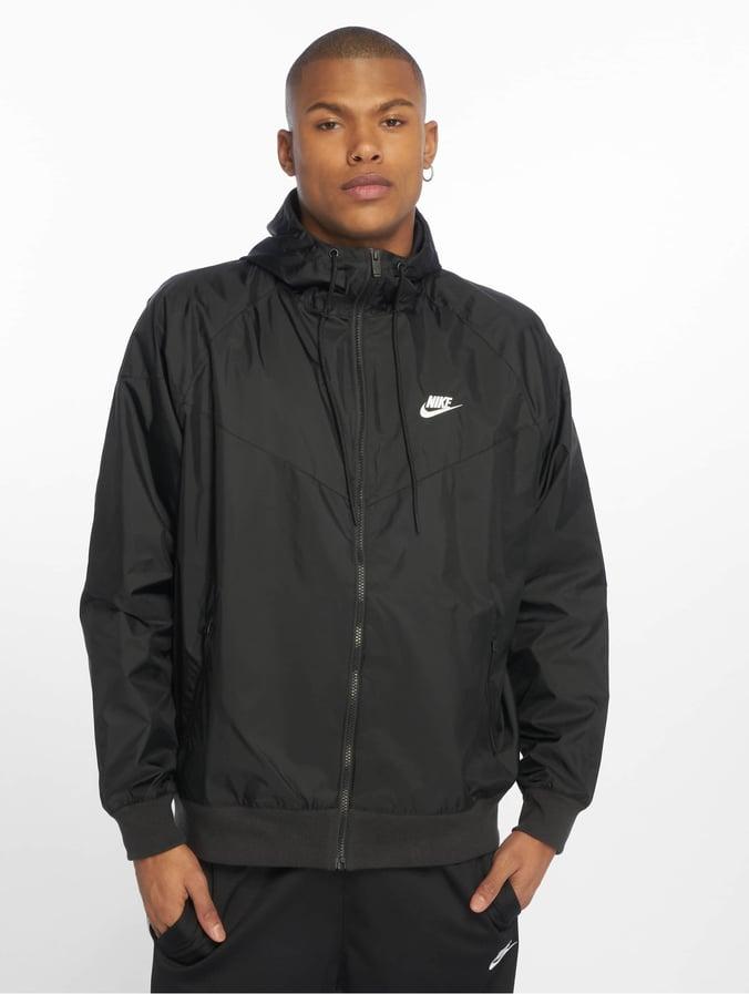 Nike Sportswear Windrunner Jacket BlackBlackBlackSail