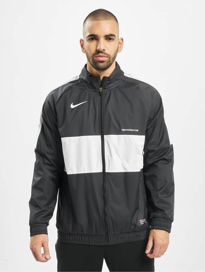 Nike F.C. Jacket BlackBlackWhiteWhite