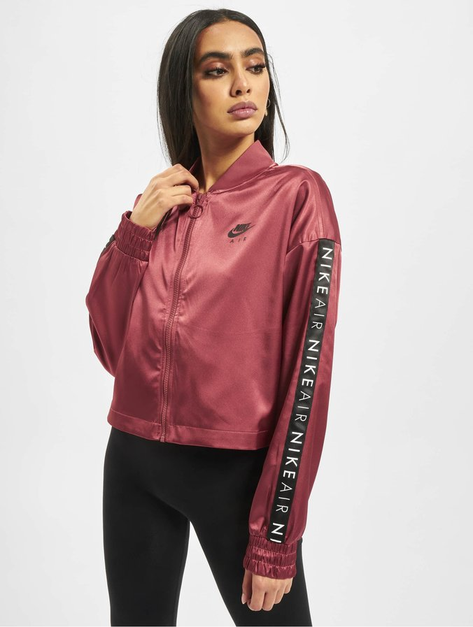 Nike Air Track Jacket Satin Cedar