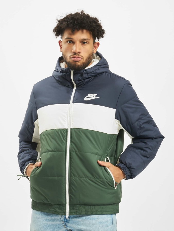 Nike Synthetic Fill Full Zip Jacket ObsidianGalactic JadeSailSail