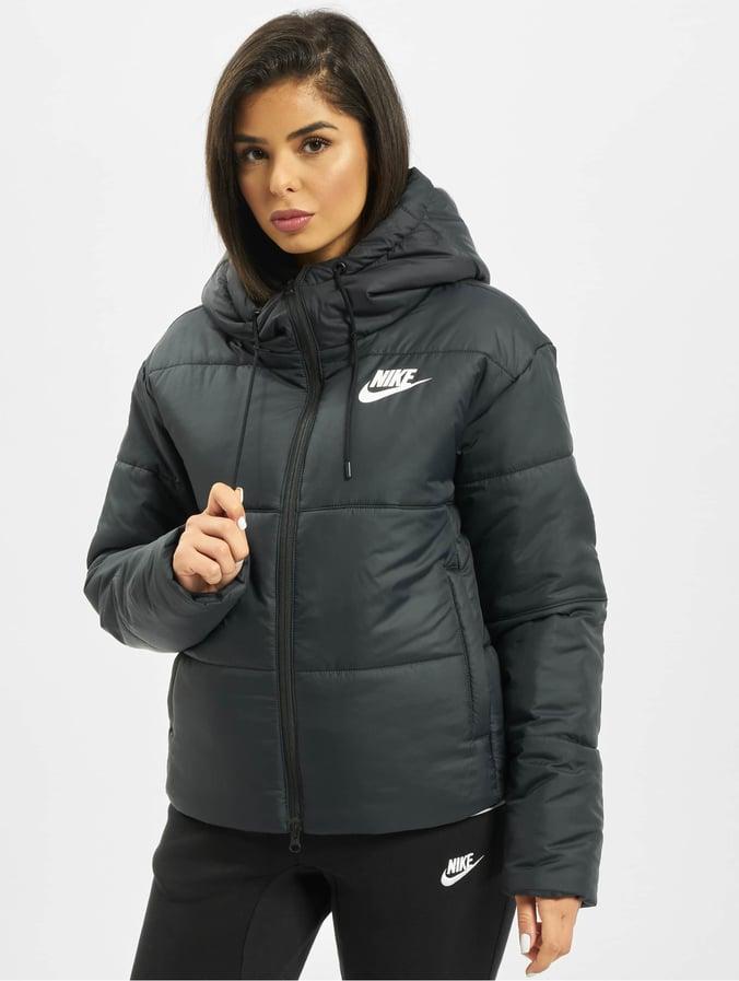 Nike Synthetic Fill HD Jacket Winter Jacket BlackWhite