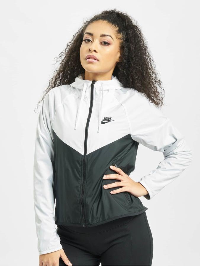 Nike Windrunner Jacket White/Black/Black