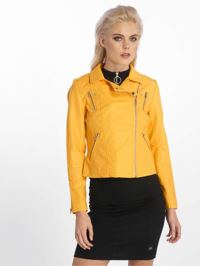 newest los angeles outlet for sale Only onlGemma Noos Faux Leather Jacket Solar Power