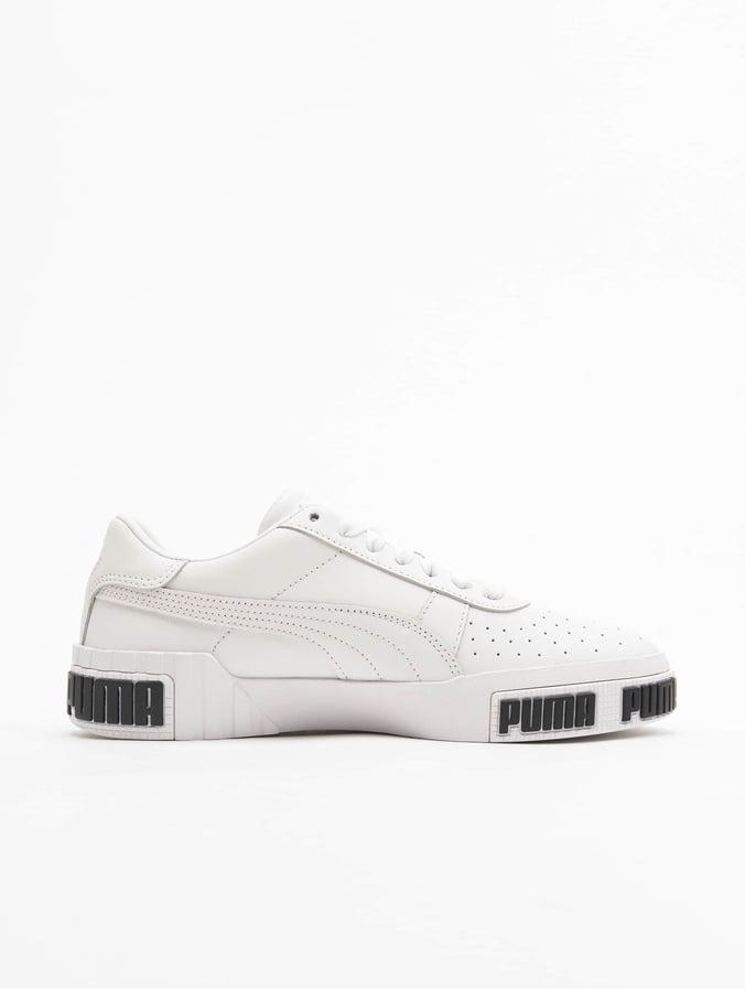 Puma Cali Bold Sneakers Puma WhiteMetallic Golden