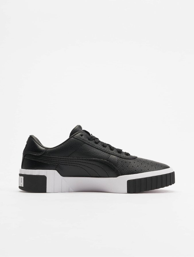 Puma Cali Women's Sneakers Puma BlackPuma White