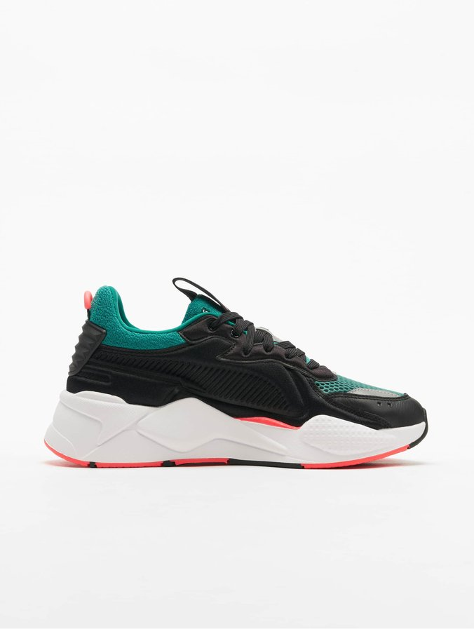 Puma RS X Softcase Sneakers Puma BlackCadmium Green