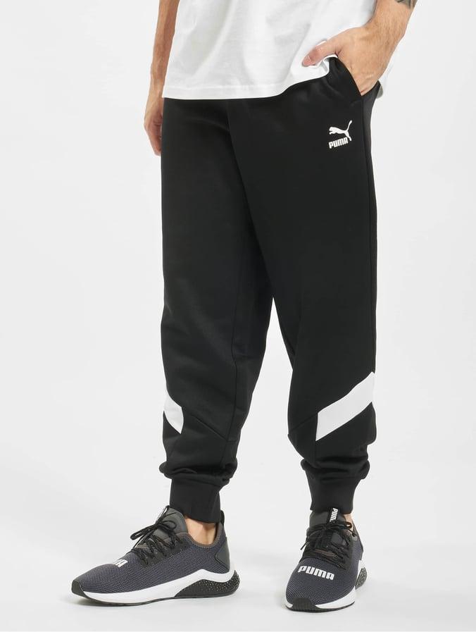 Puma Iconic MCS Cuff Track Pants Puma Black
