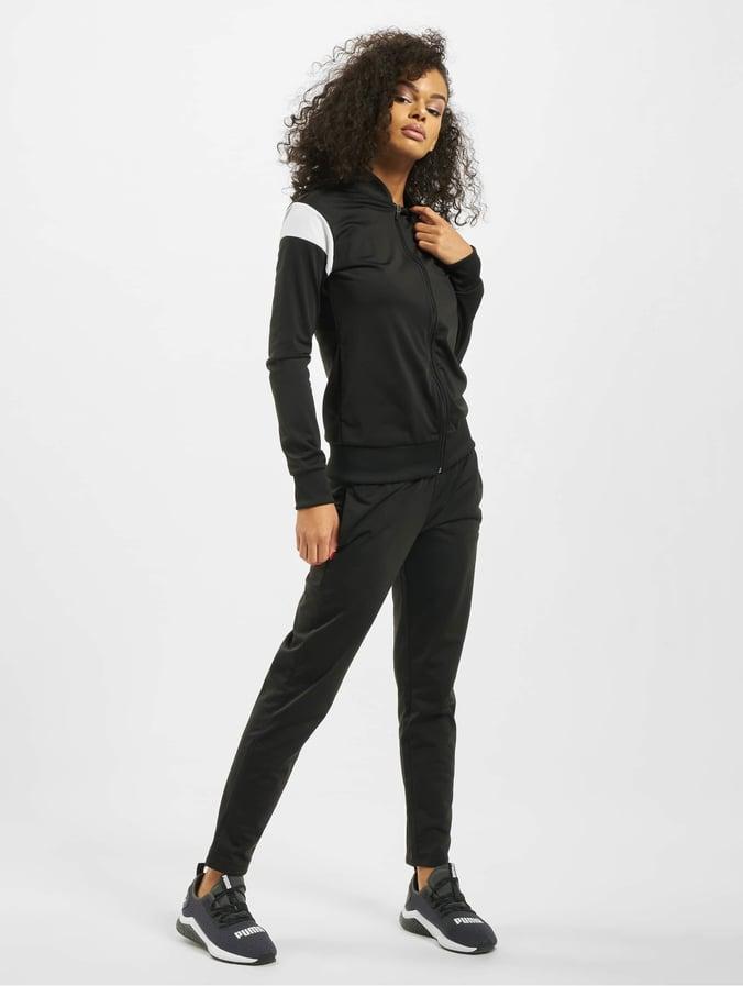 Puma Performance Damen Anzug Performance Claic Tricot OP in