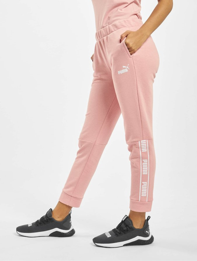 Puma Performance Amplified Track Jogger Pants Bridal Rose