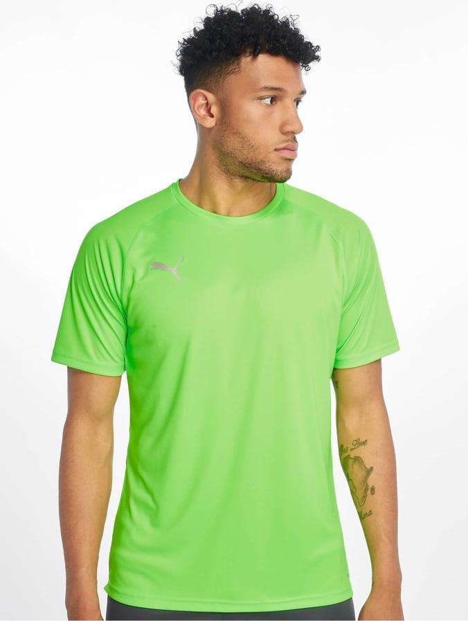 c4c9adbb6a18 Puma Performance Överdel / T-shirt Ftblnxt i grön 659554