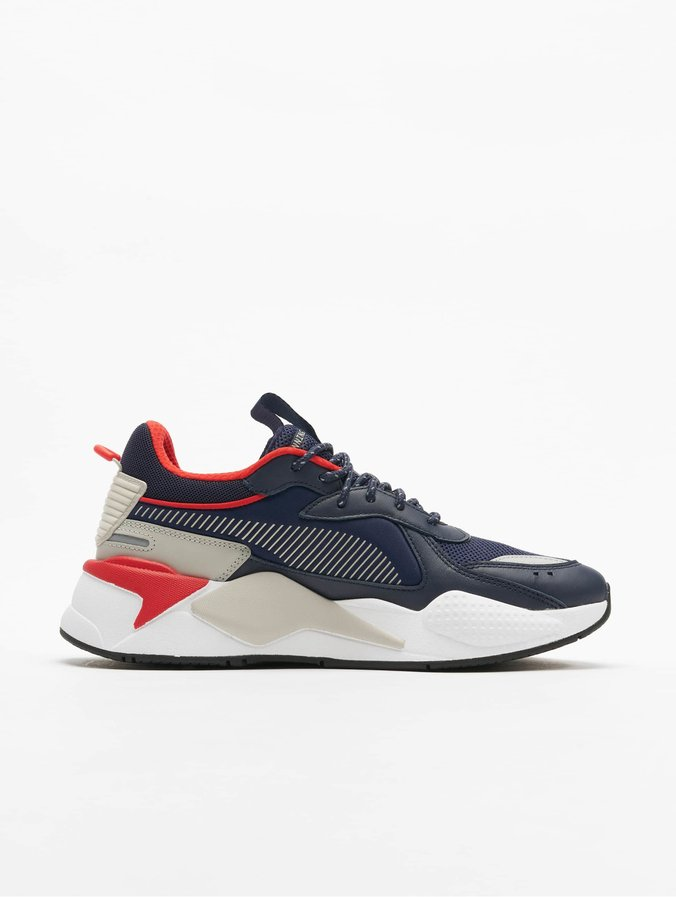 Puma RS-X Core Sneakers Peacoat/Gray Violet
