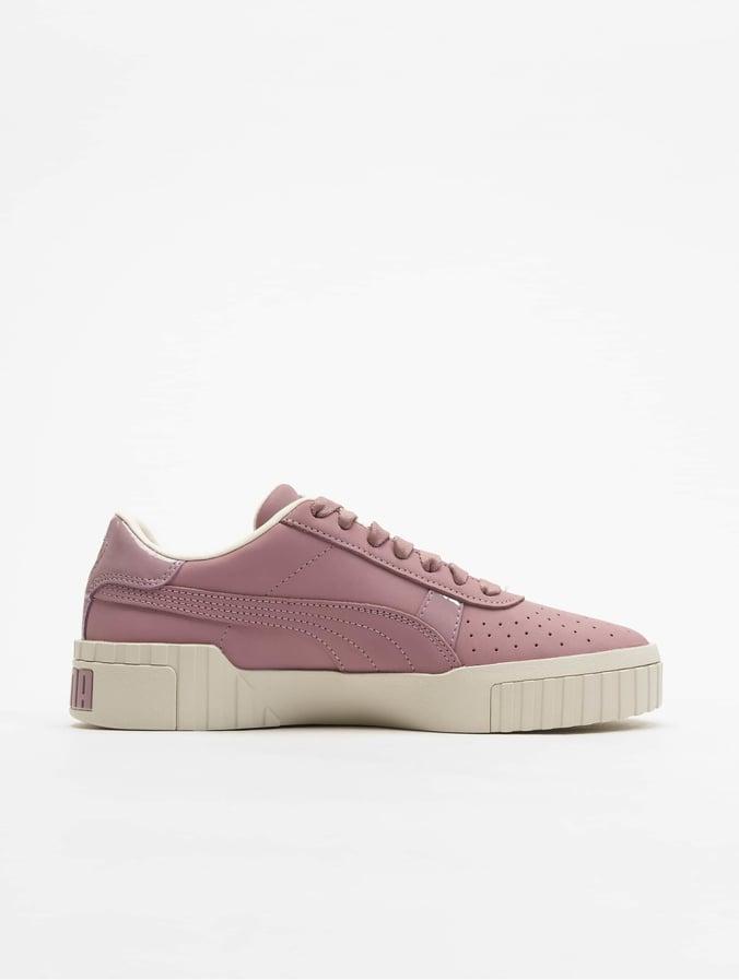 Puma Cali Nubuck Sneakers Elderberry