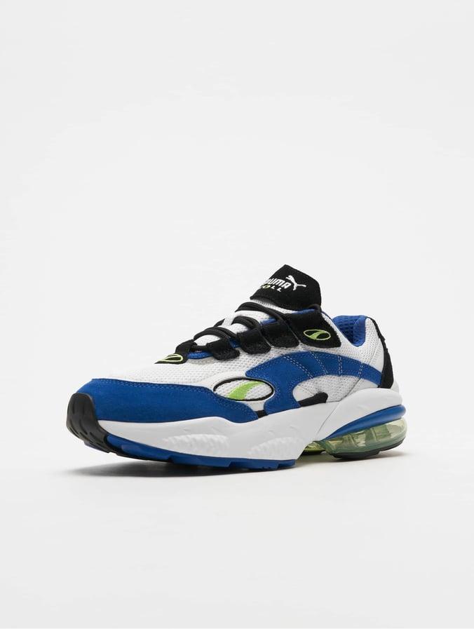 Puma Sneakers 'california' Blau Weiß Herren Schuhe Sneaker