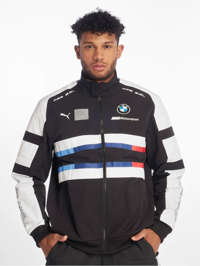 Puma BMW MMS Street Woven Jacket Puma Black