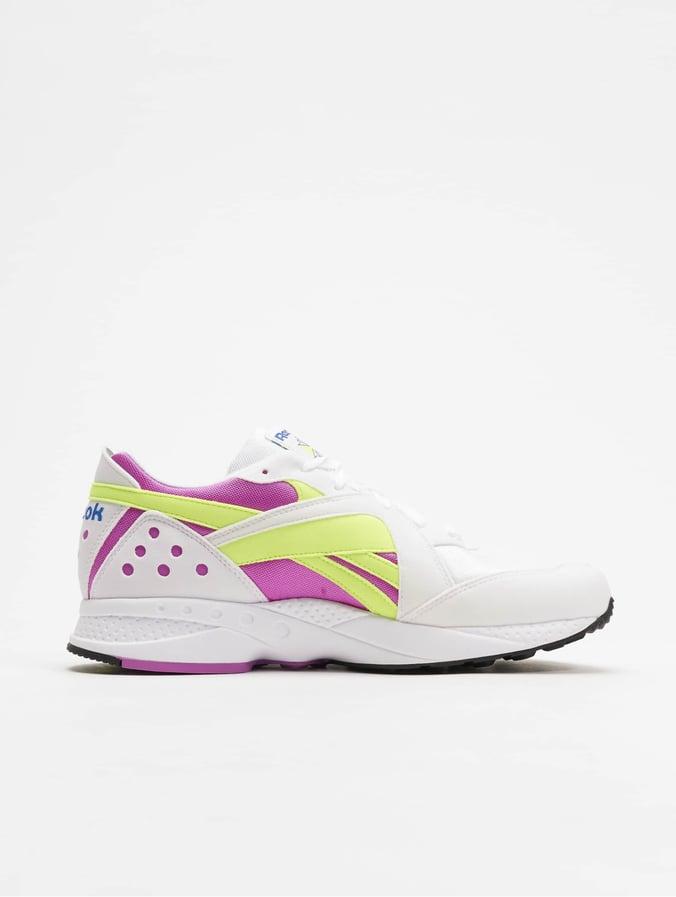 Reebok Pyro Sneakers WhiteVioletNeonCo