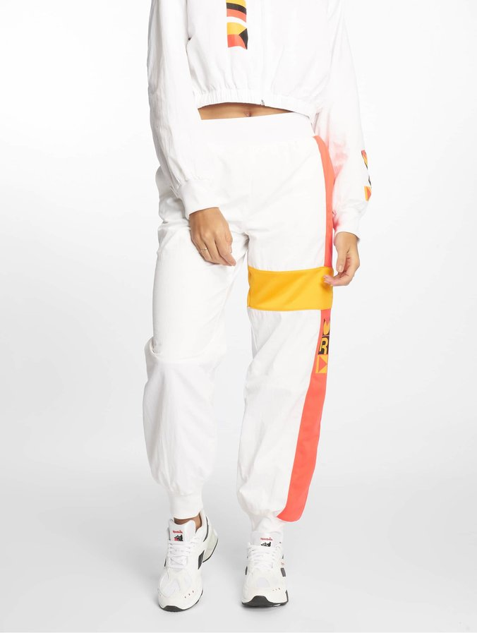 Reebok Homme Pantalons & Shorts Jogging F Franchise Rouge