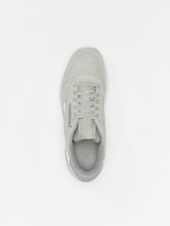 Reebok Classic Leather MU shoes black grey | WeAre Shop