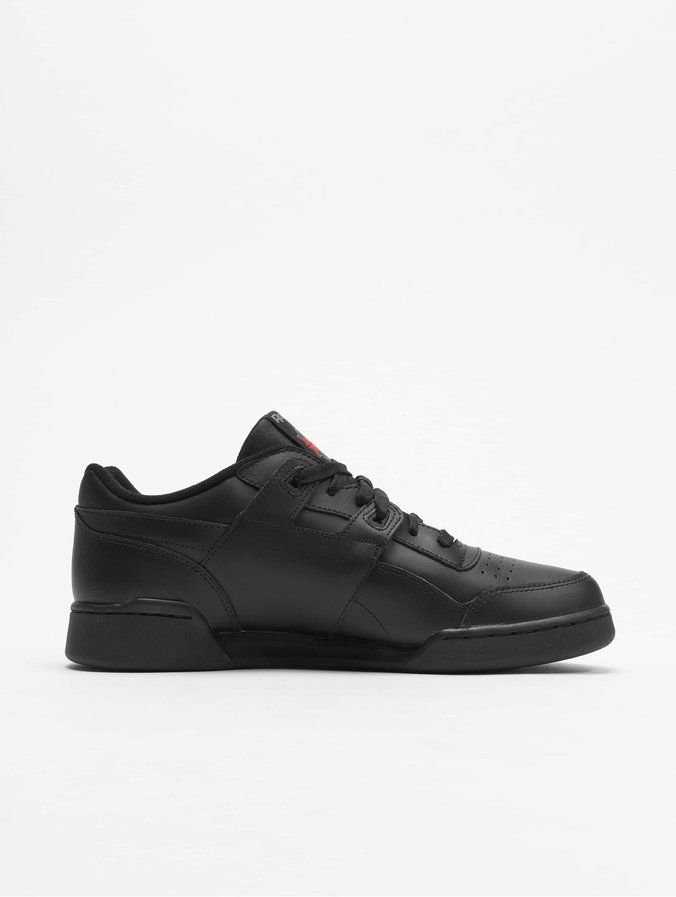 best sneakers 8021e 188a0 Reebok Workout Plus Sneakers Black/Charcoal