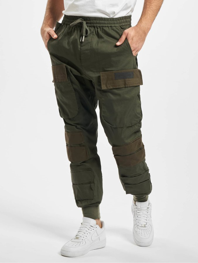 Sixth June Cargo Pants Kaki