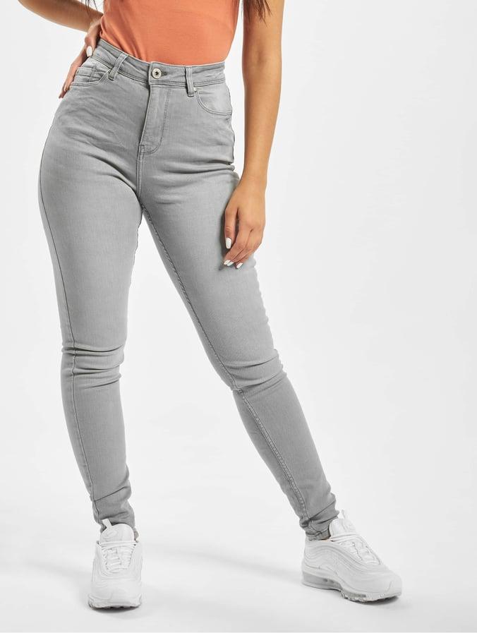 Stitch & Soul Mia Skinny Jeans Grey Denim