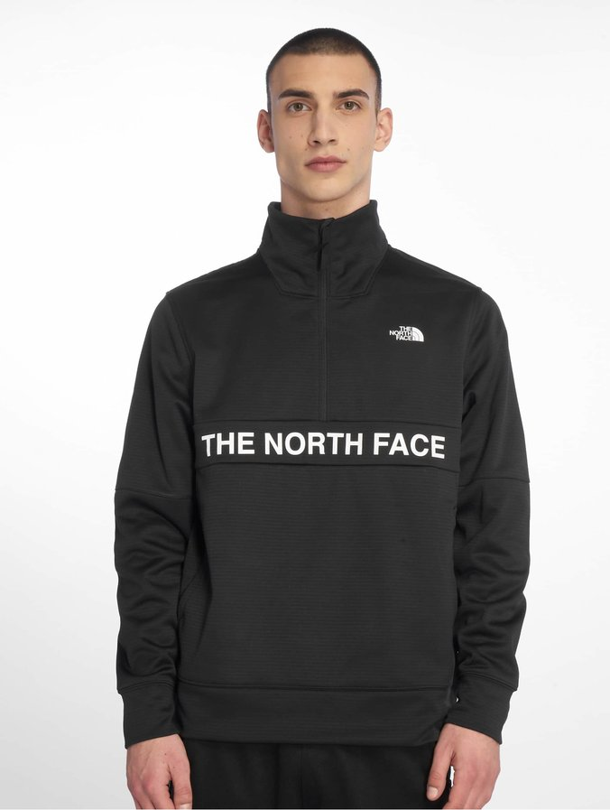 outlet store 16ce5 eee89 The North Face TNL 1/4 Zip Sweatshirt TNF Black