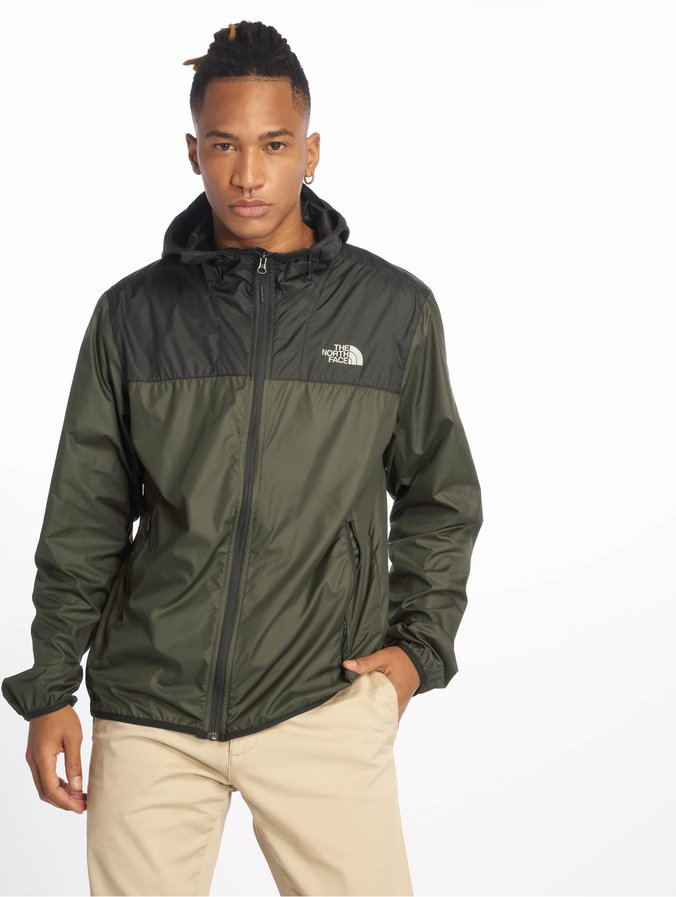 The North Face Cyclone 2 Hooded Jacket New Taupe GreenTNF Black