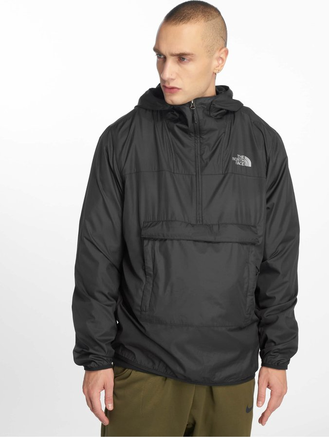 brand new a7c61 33524 The North Face Fanorak Jacket TNF Black