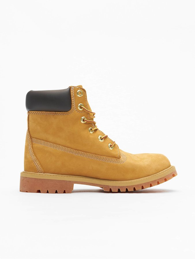 Timberland 6 In Premium Boots Wheat Yellow