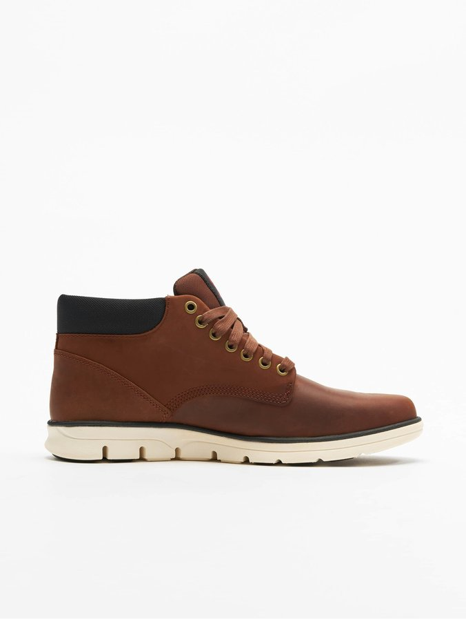 Timberland Bradstreet Chukka Leather Sneakers Brown