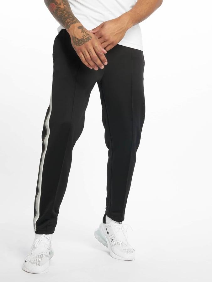 Urban Classics Side Taped Pants Jogginghose Trainingshose Streifen gestreift
