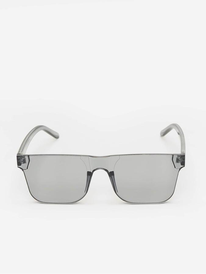 aspect esthétique code promo thésaurisation comme une denrée rare Urban Classics Chain Sunglasses Black/Transparent
