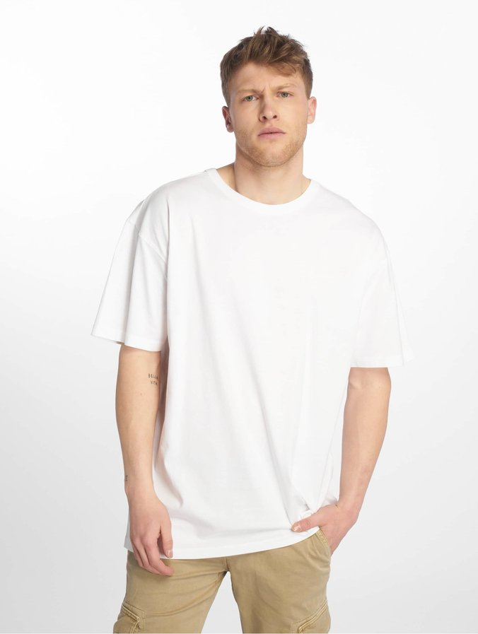 Urban Classics Oversized T Shirt White