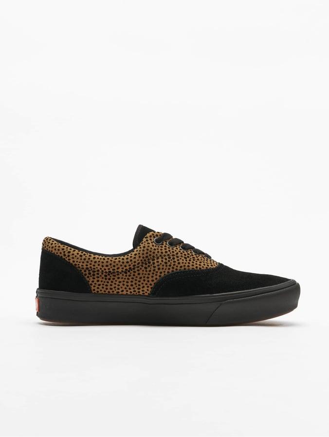 Vans UA Comfycush Era Tiny Cheetah Sneakers Black