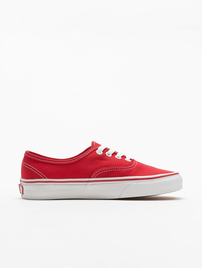 4b81445ca0 Vans Sneaker Authentic in rot 107578